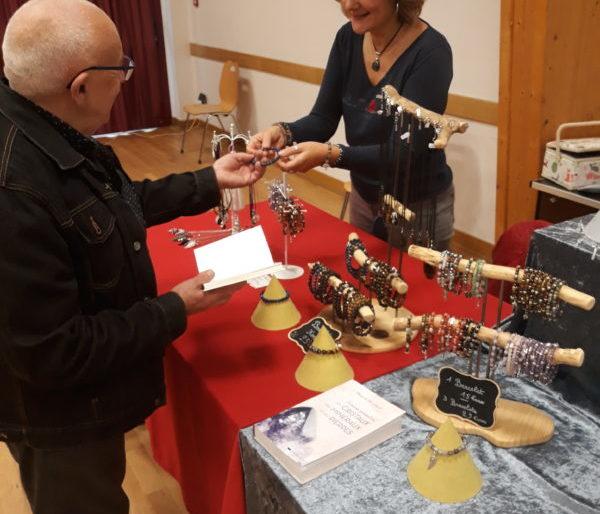 Salon bien-être Paimpont bijoux pierres naturelles et soins énergétiques