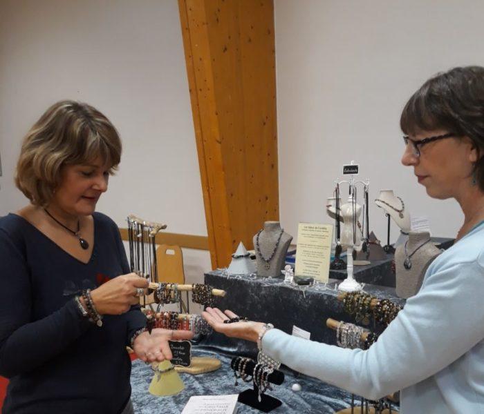 Salon bien-être Paimpont bijoux pierres naturelles